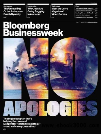 Bloomberg Businessweek - 04 July-10 July 2011 free download
