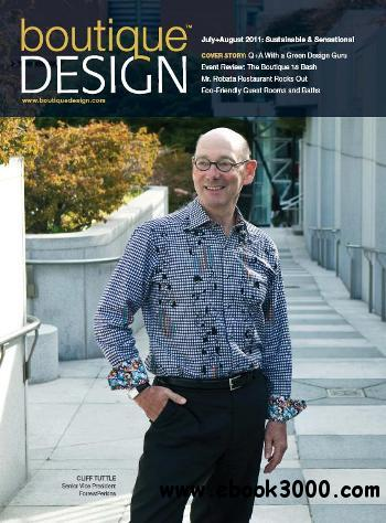 Boutique Design - July/August 2011 free download