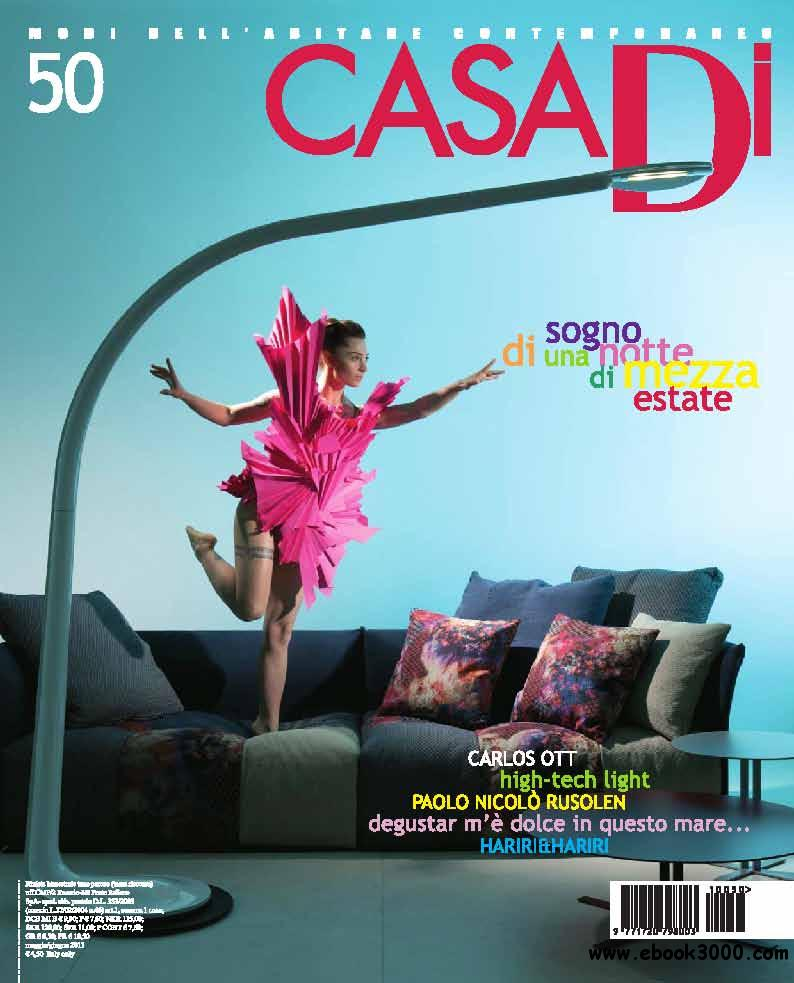 Casa Di May/June 2011 (Nr 50 Maggio / Giugno 2011) free download