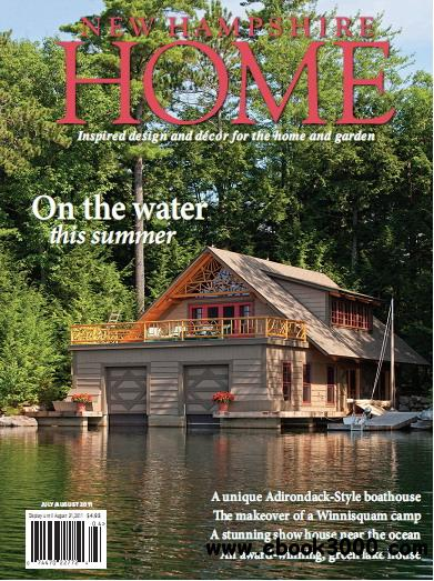 New Hampshire Home Magazine July/August 2011 free download