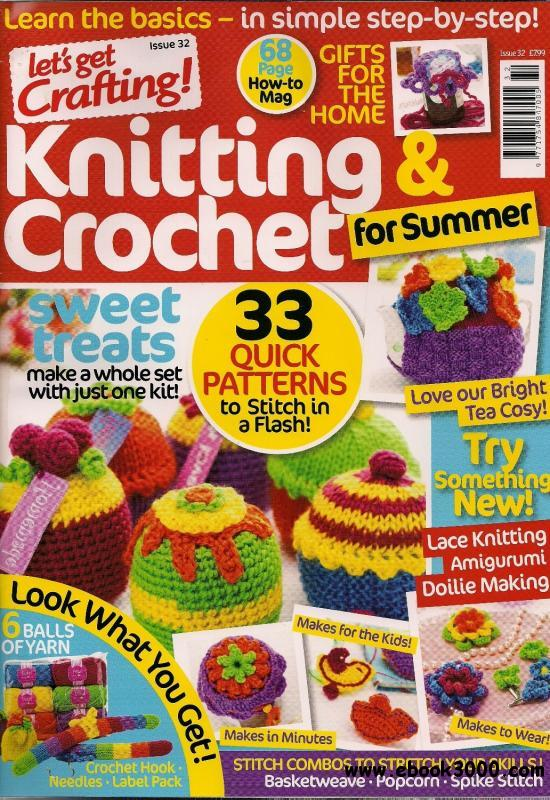 Let s get crafting - Issue 32 2011 Knitting & Crochet free download
