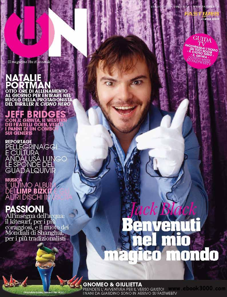 ON Magazine July 2011 (Luglio 2011) free download