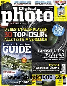 Digital Photo Magazin August No 08 2011 free download