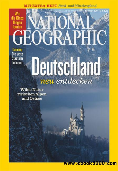 National Geographic Deutschland Magazin Februar No 02 2011 free download