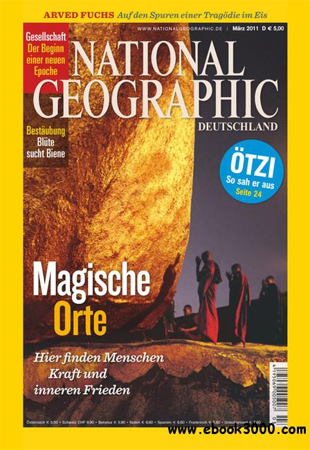 National Geographic Deutschland Magazin Marz No 03 2011 free download