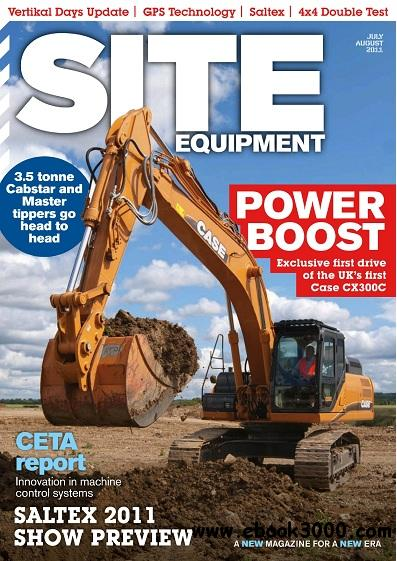 Site Equipment - July August 2011 free download