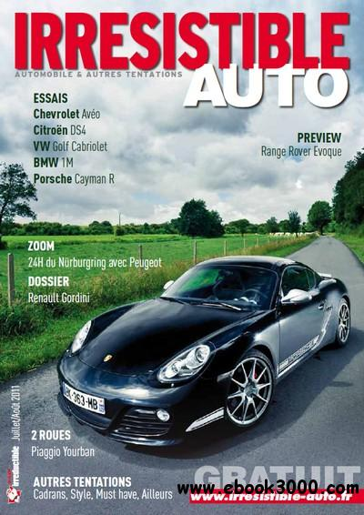 Irresistible Auto - Juillet/Aout 2011 free download