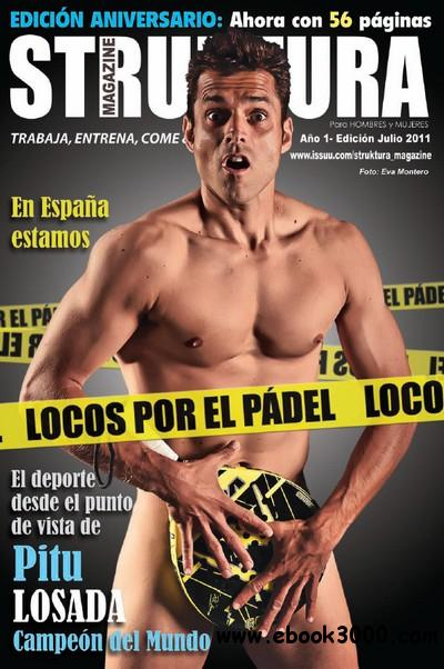Struktura Magazine - Julio 2011 free download