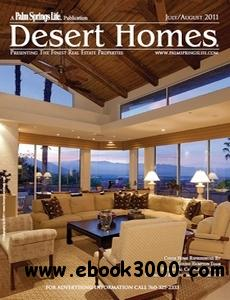 Desert Homes - July/August 2011 free download