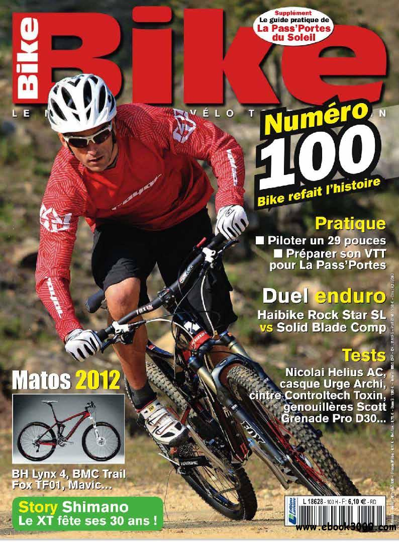 BIKE July 2011 (Juillet 2011) free download