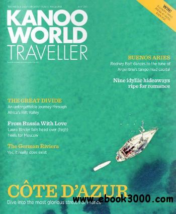 Kanoo World Traveller - July 2011 free download