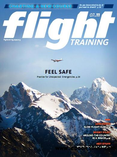 Flight Training Magazine July 2011 free download