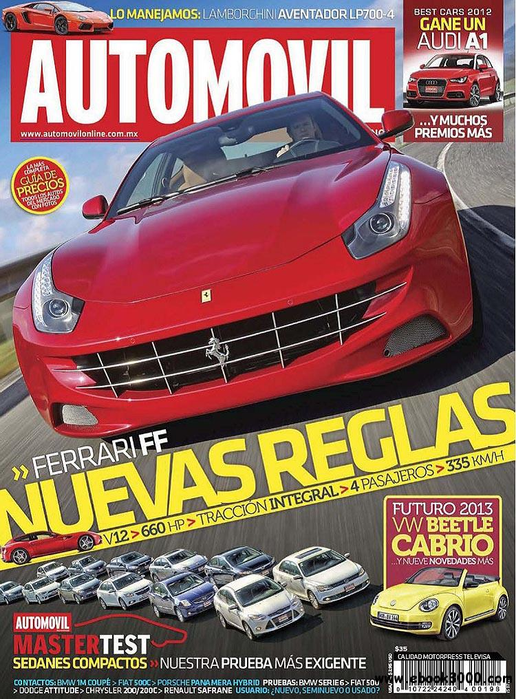 Automovil - Julio 2011 free download