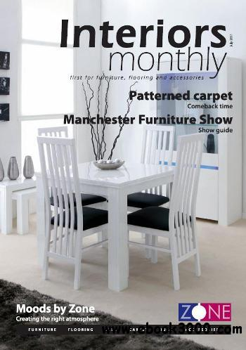 Interiors Monthly Magazine - July 2011 free download