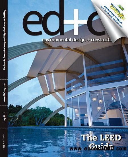 Environmental Design + Construction Magazine July 2011 free download
