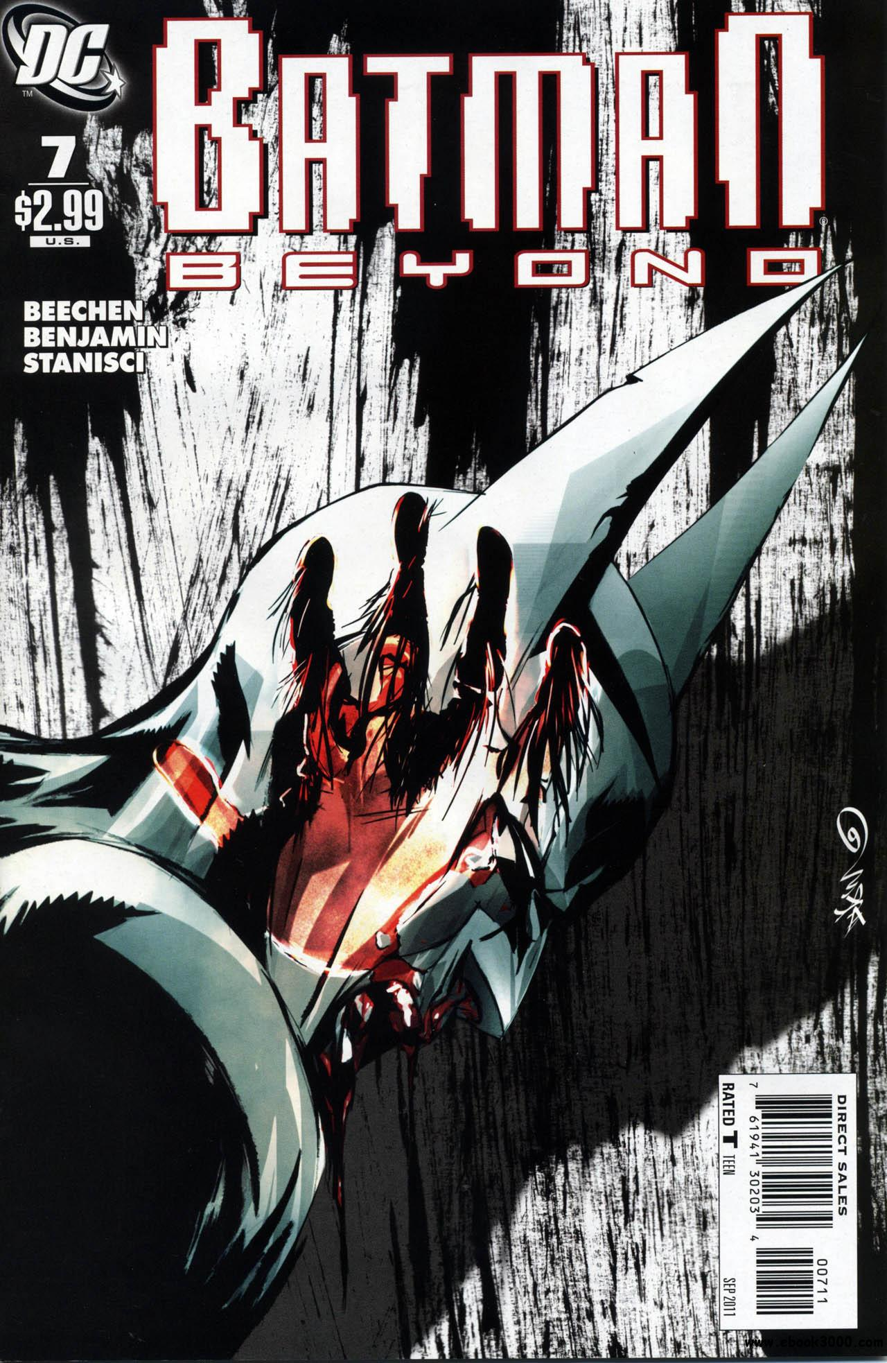 Batman Beyond #7 (2011) free download