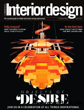 Commercial Interior Design - July 2011 free download