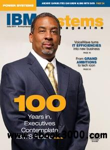 IBM Systems - July 2011 free download