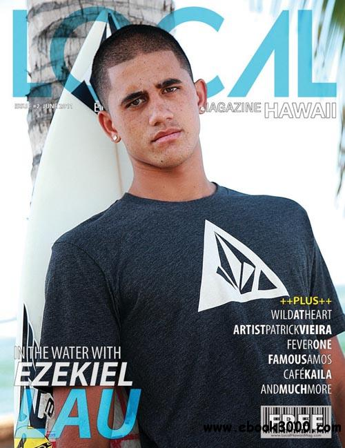 Local Hawaii Magazine - June 2011 free download