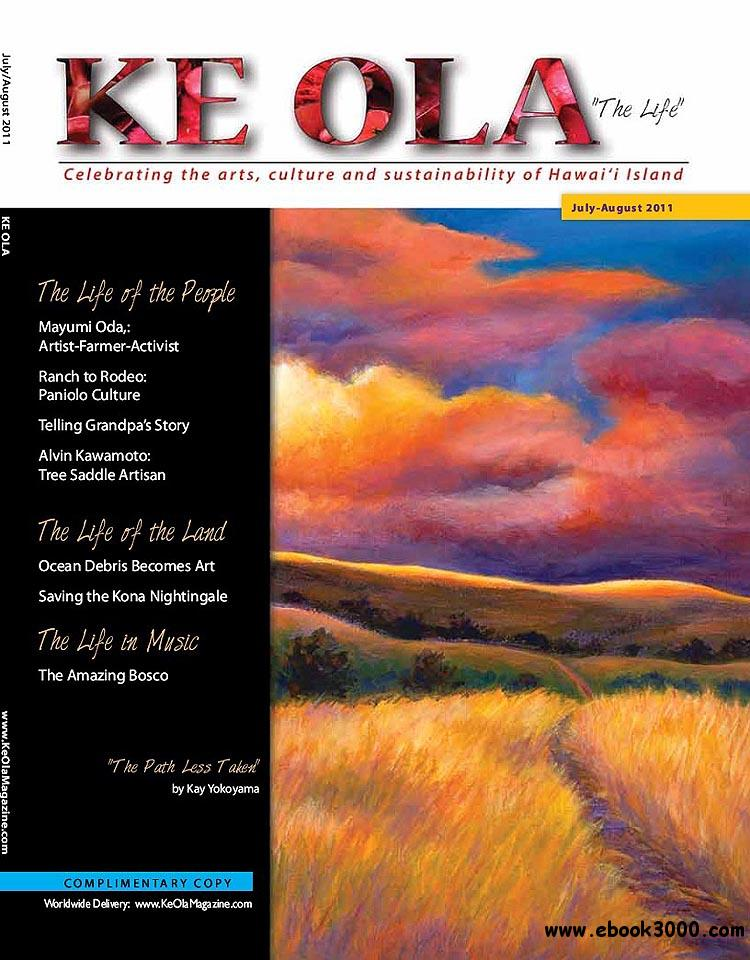 Ke Ola - July-August 2011 free download