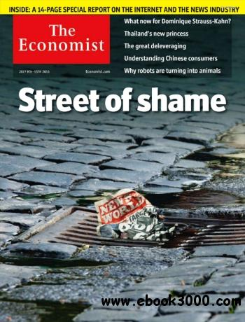 The Economist UK - 9th July-15th July 2011 free download