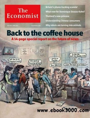 The Economist Canada - 9th July-15th July 2011 free download