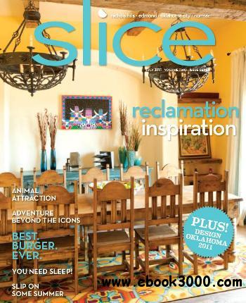 Slice Magazine - July 2011 free download