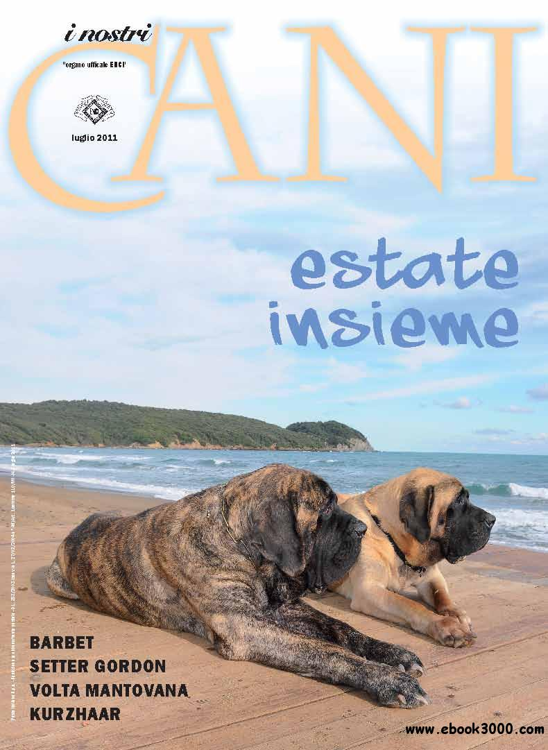 I nostri cani July 2011 (Luglio 2011) free download