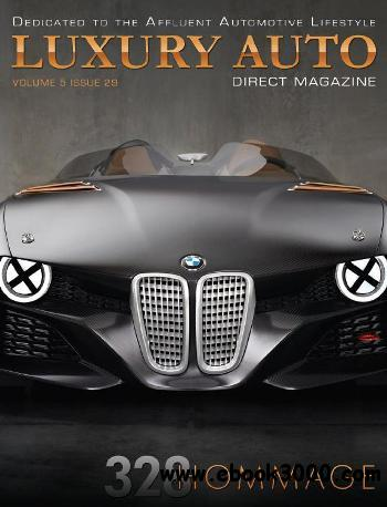 Luxury Auto Direct Volume 5 Issue 29 2011 free download