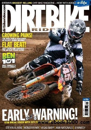 Dirt Bike Rider Magazine - July 2011 free download