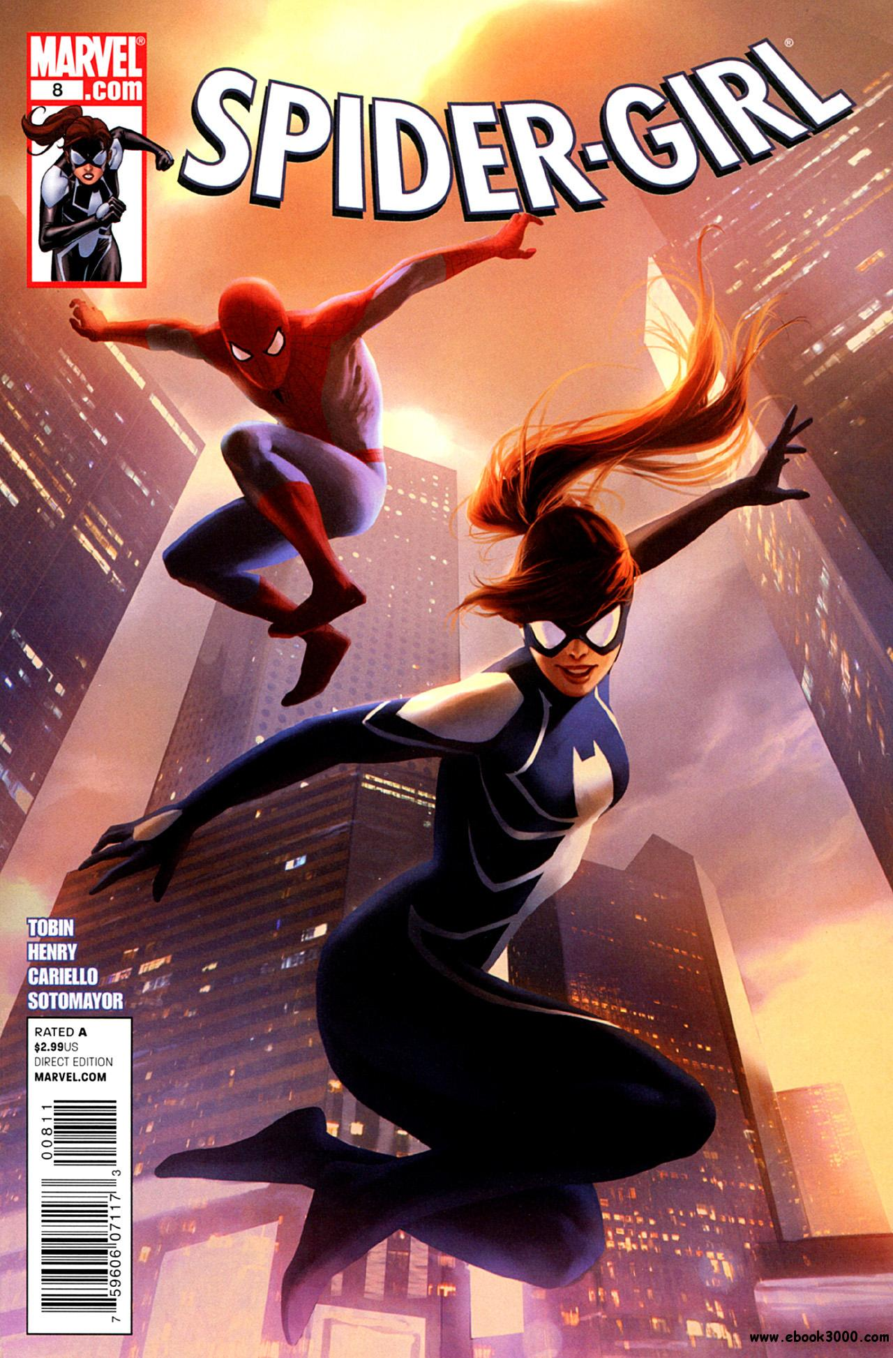 Spider-Girl #8 (2011) free download
