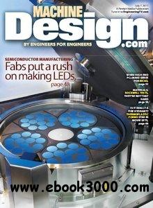 Machine Design - July 7, 2011 free download