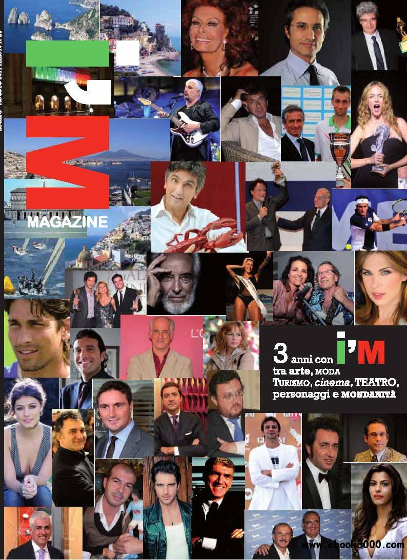 I'M Magazine July/August 2011 ( Luglio / Agosto 2011) free download