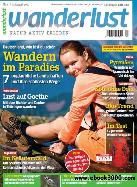 Wanderlust Magazin Juli - August No 04 2010 free download
