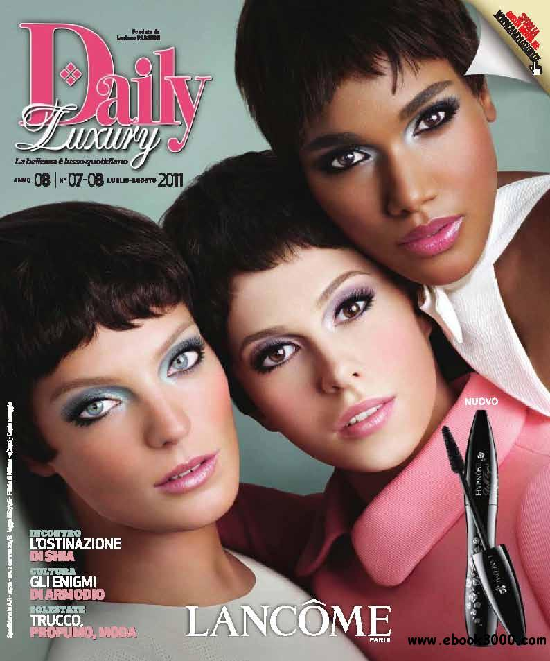 Daily Luxury July/August 2011 (Luglio/Agosto 2011) free download