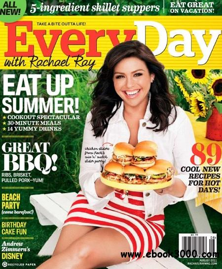 Every Day with Rachael Ray - August 2011 free download