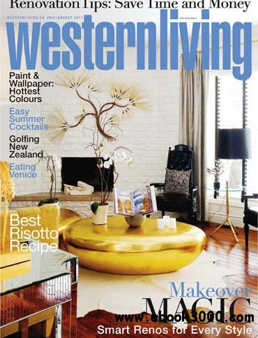 Western Living - July/August 2011 free download