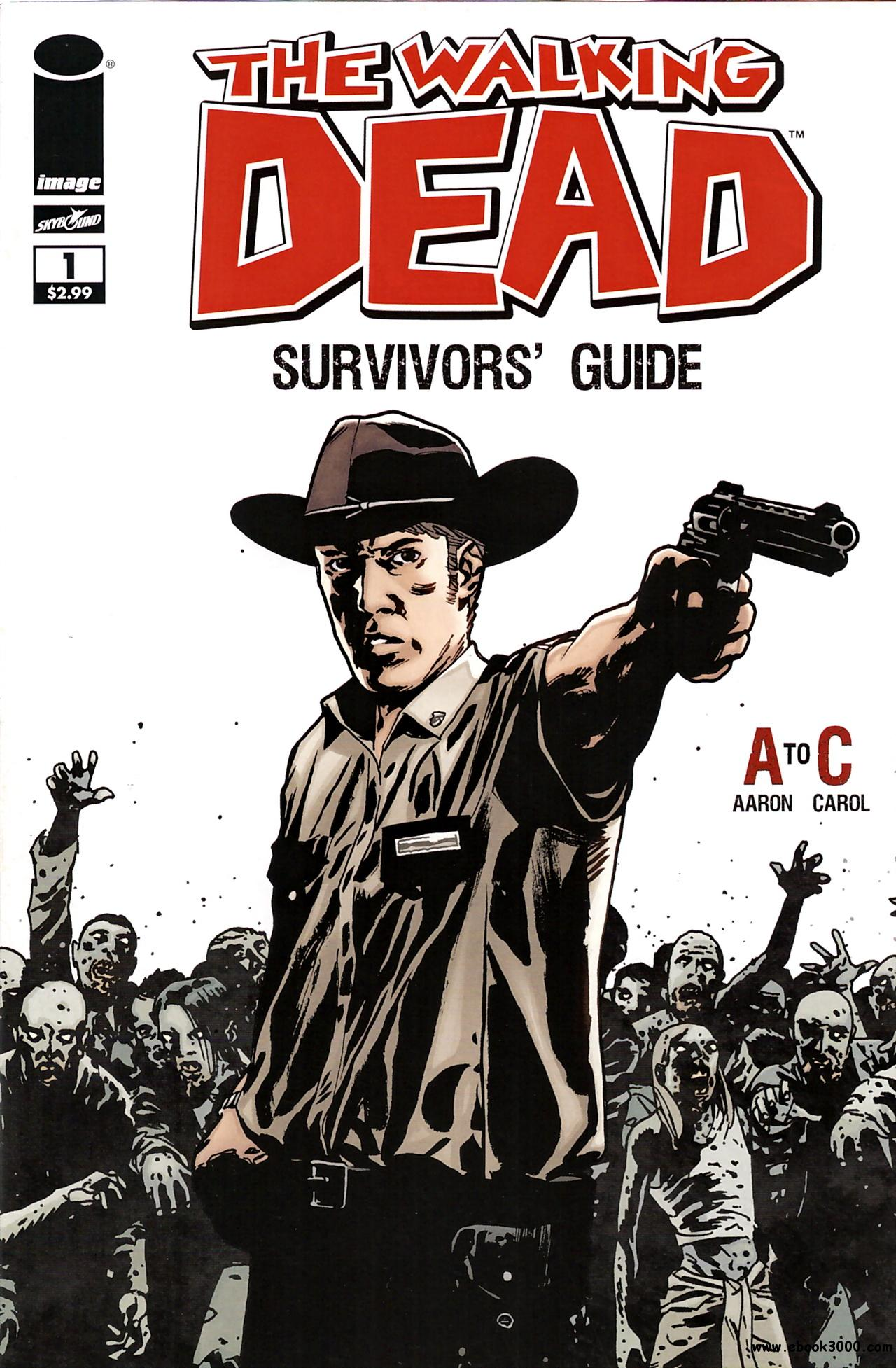 The Walking Dead Survivor's Guide #1 (2011) free download