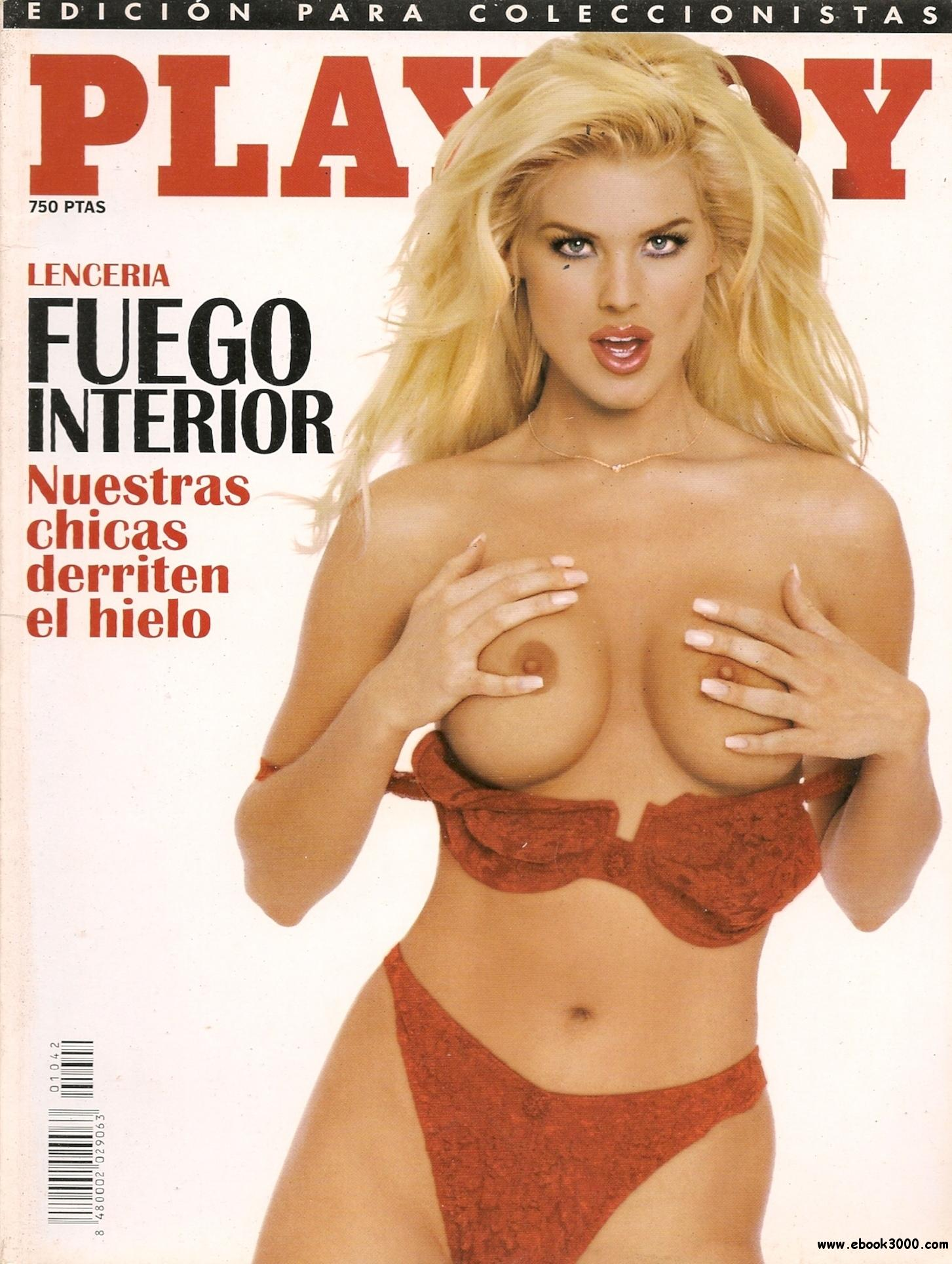 Playboy Spain - Especial Edicion 42 - Lenceria free download