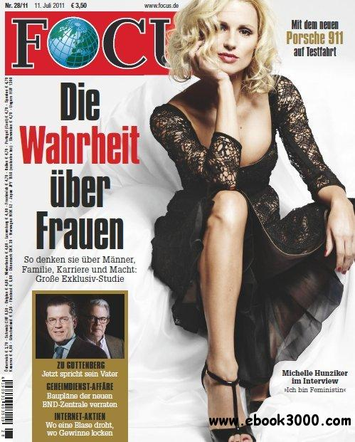 Focus Magazin No 28 vom 11 Juli 2011 free download