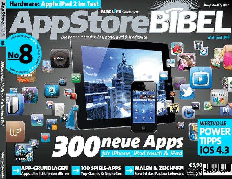 MacLife Magazin Sonderheft Appstorebibel Juni - August No 02 2011 free download