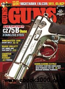 Guns Magazine - September 2011 free download
