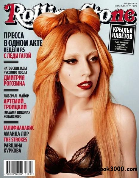 Rolling Stone - July / 2011 (Russia) free download
