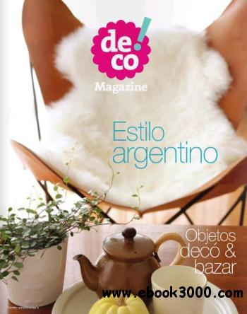 Deco Magazine - Julio 2011 download dree
