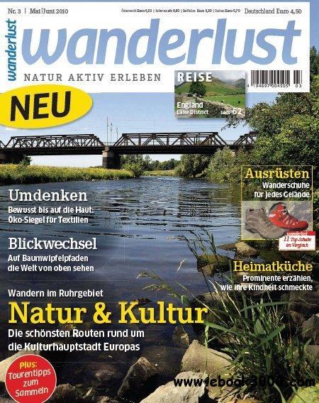 Wanderlust Magazin Mai - Juni No 03 2010 free download
