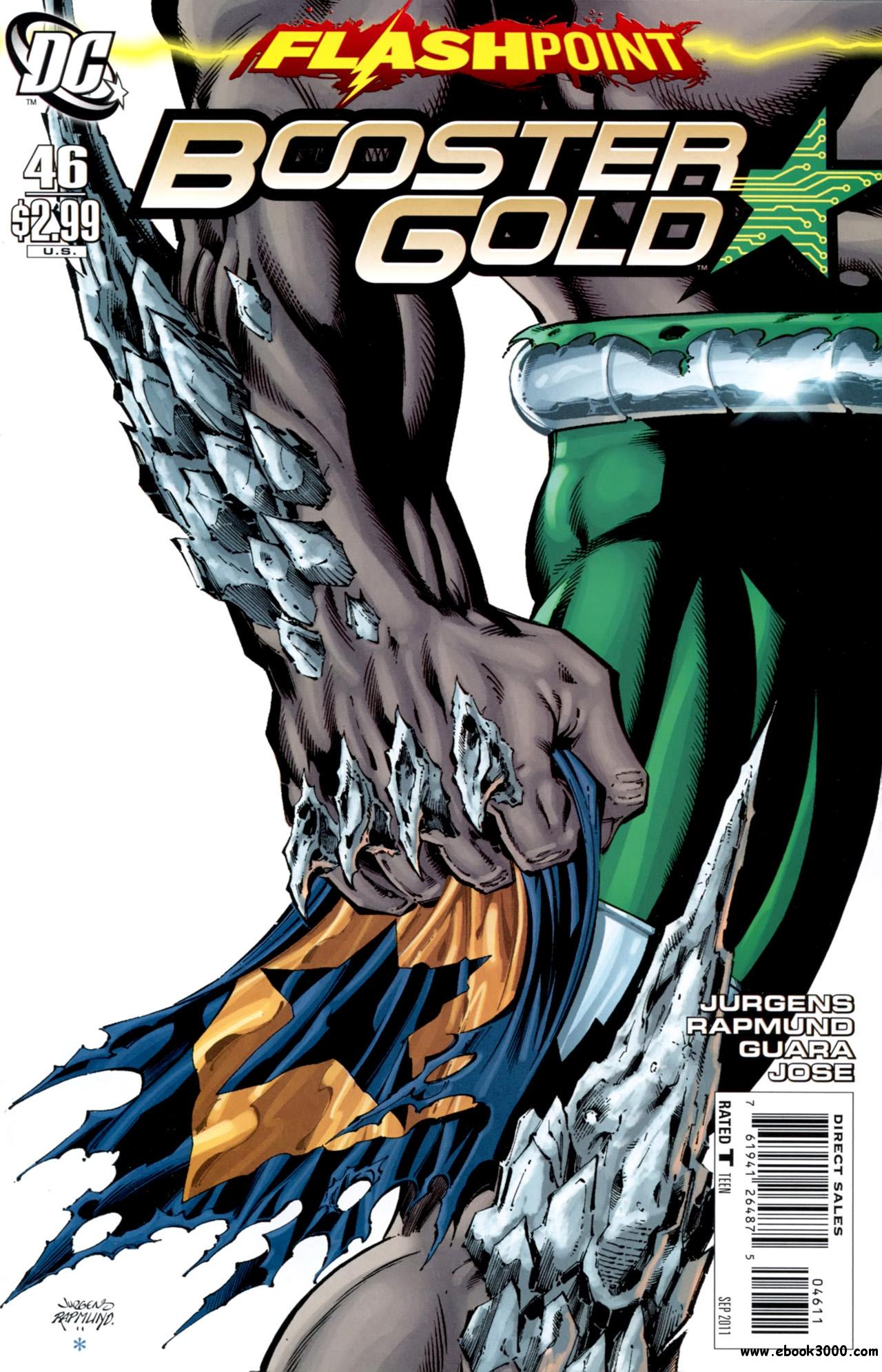 Booster Gold #46 (2011) free download