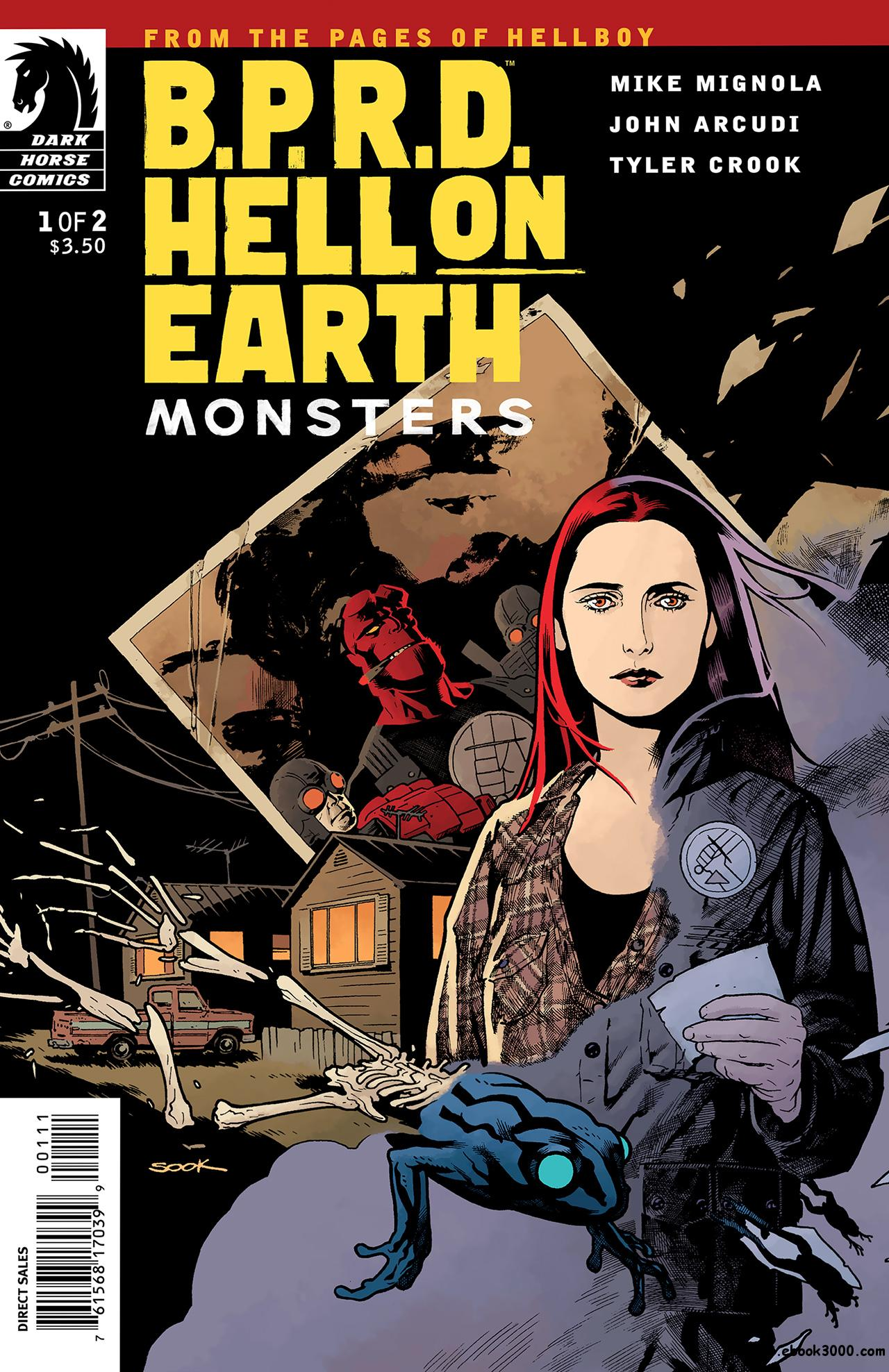 B.P.R.D. Hell on Earth - Monsters #1 (of 02) (2011) free download