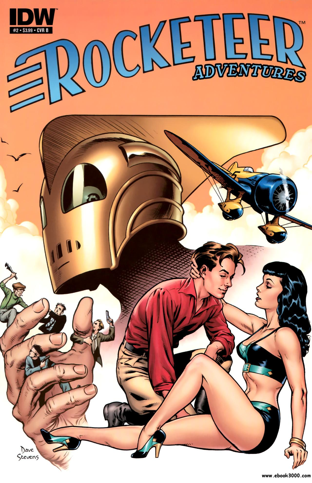 Rocketeer Adventures #2 (2011) free download