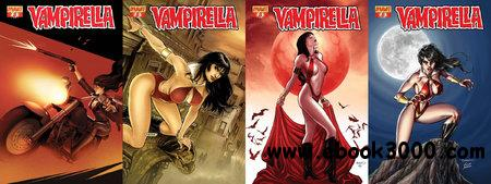 Vampirella #8 (2011) free download