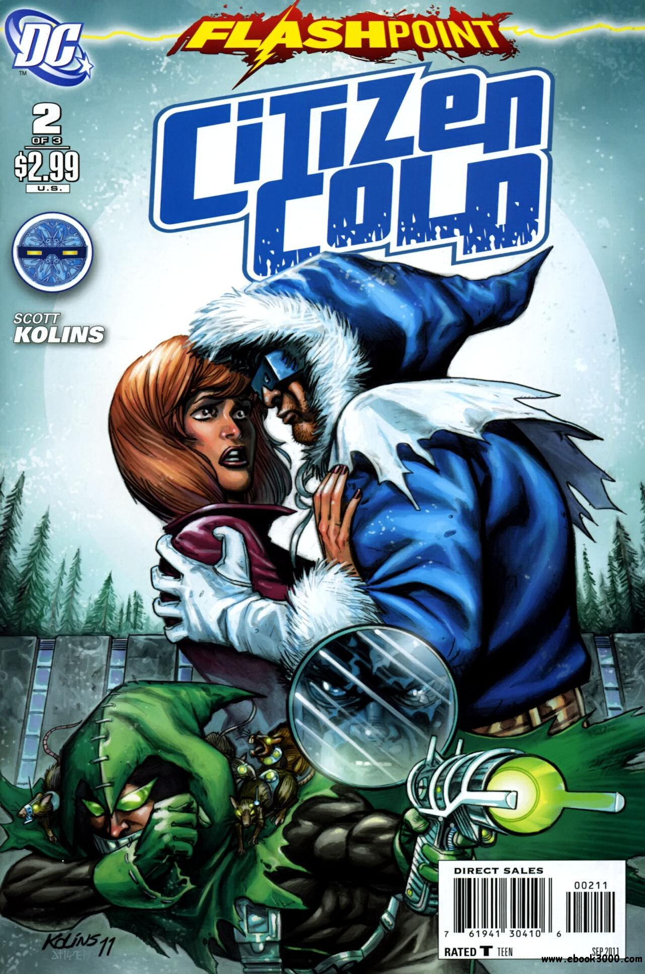 Flashpoint - Citizen Cold #2 (2011) free download